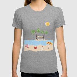 Summer Beach Fun T-shirt