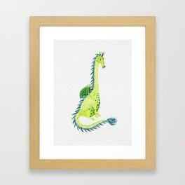 Dragon 2 Framed Art Print