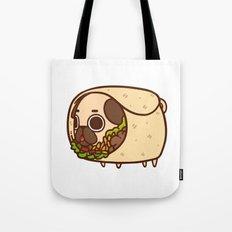 Puglie Burrito Tote Bag