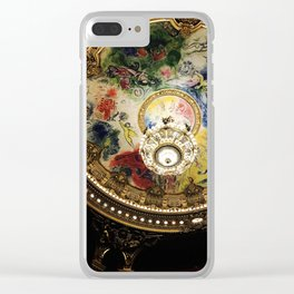 Palais Garnier Clear iPhone Case