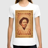 tom waits T-shirts featuring Waits by Durro