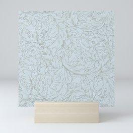 """William Morris """"Acanthus Scroll"""" 2. Mini Art Print"""