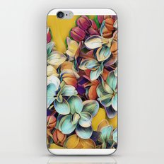Painted Lilacs iPhone & iPod Skin