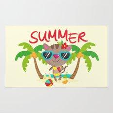 Hello, summer Rug