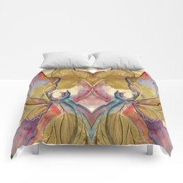 Flower Fairy Leaf Comforters