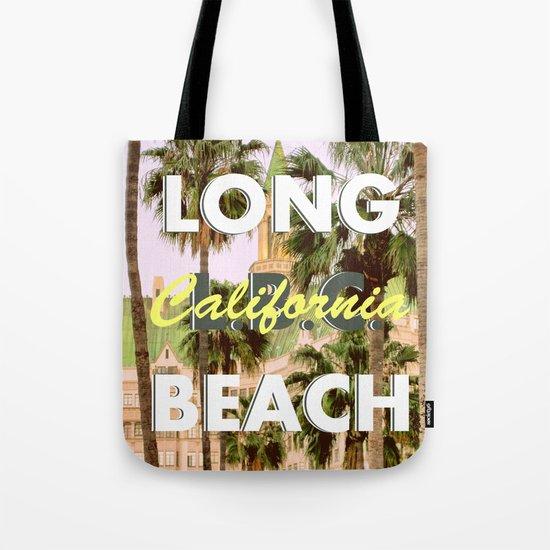 Long Beach, California V.R. Tote Bag