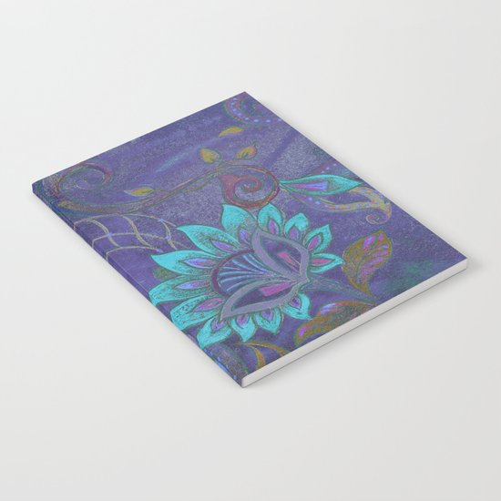 paisley park Notebook