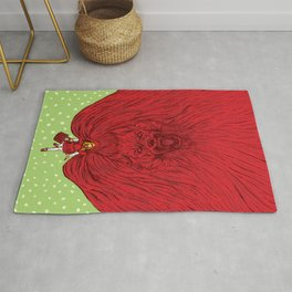 Going to Grandmother's House Rug