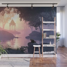 Tranquil Morning Wall Mural
