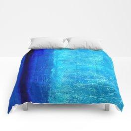 Blue Serenity Comforters