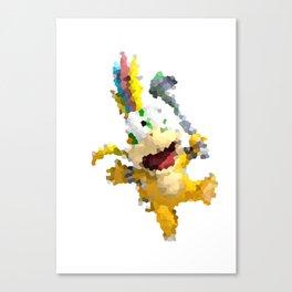 LemmyKoopa Canvas Print