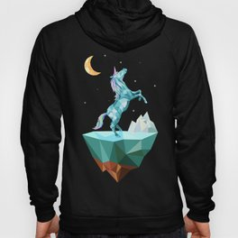 unicorn in the universe Hoody