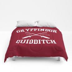 Hogwarts Quidditch Team: Gryffindor Comforters