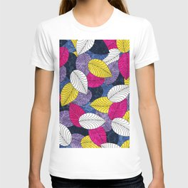 Let the Leaves Fall T-shirt