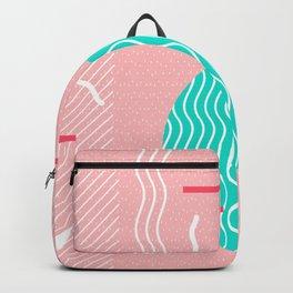 Memphis Summer Splash Backpack