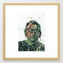 !!! Framed Art Print