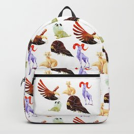 Arctic animals Backpack