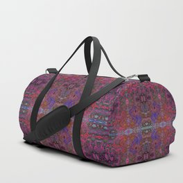 There Are Cats Pattern Duffle Bag
