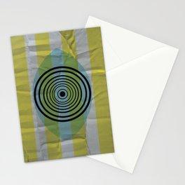 Auge gebumst Stationery Cards