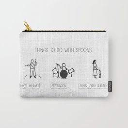 Spoons Carry-All Pouch