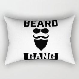 Beard Gear Beards Gear Beard Club Rectangular Pillow