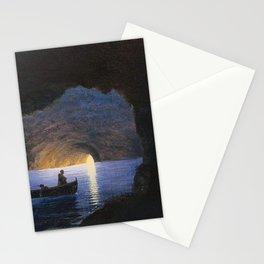 Azure Grotto, Naples - Aivazovsky Stationery Cards