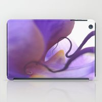 orchid iPad Cases featuring Orchid  by Lena Weiss
