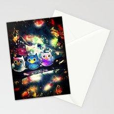 owl-91 Stationery Cards