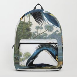 Mallard Duck - John James Audubon Backpack
