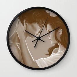 Sherlolly - Dawn Wall Clock