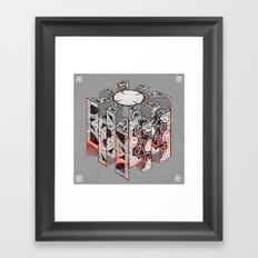 Hellraiser Puzzlebox D Framed Art Print