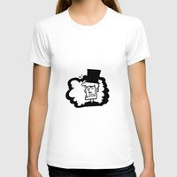 lincoln T-shirts featuring Lincoln by artistalyway