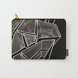 Pockets - Inverted Gold Carry-All Pouch
