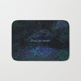 Steal My Heart Bath Mat