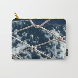 Nautical rope Carry-All Pouch