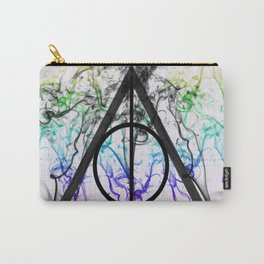 Deathly Hallows Symbol Carry-All Pouch