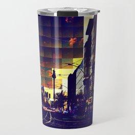 Berlin Art Travel Mug