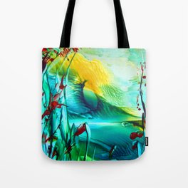 Cornpoppy Tote Bag