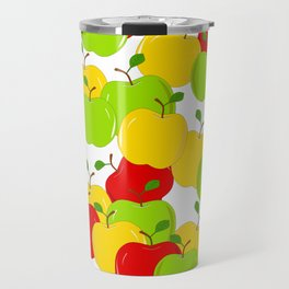 Bunches Of Apples Travel Mug