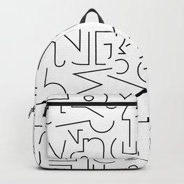 Favorite Shape Backpack