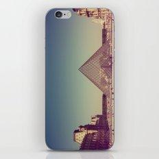 The  Louvre iPhone & iPod Skin