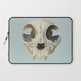 Cat Stare Laptop Sleeve
