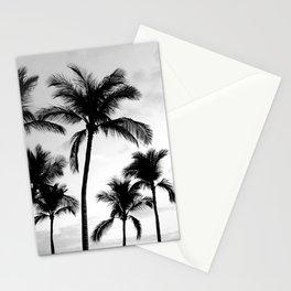 Palm Tree Noir #54 Stationery Cards