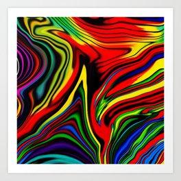 Conformity Art Print