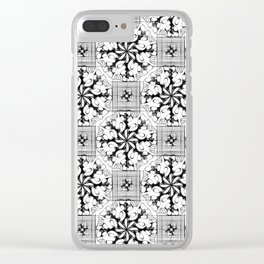 ZS Zenta 004B Clear iPhone Case