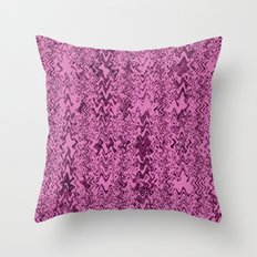 Spattern2 Throw Pillow