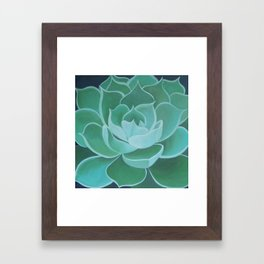 Emerging Framed Art Print