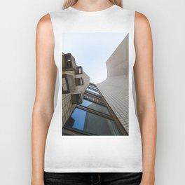 An Abstract Architectural Photograph Biker Tank