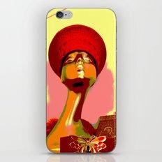Vintage: The Zulu Hat iPhone & iPod Skin