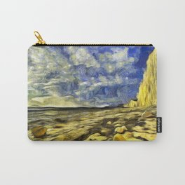 Birling Gap And Seven Sisters Van Gogh Carry-All Pouch